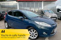 Ford Fiesta ZETEC - ONLY 71772 MILES, SERVICE HISTORY, £155 ROAD TAX, AIR CON, GREY CLOTH TRIM, 15