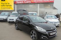 Peugeot 208 BLUE HDI S/S GT LINE