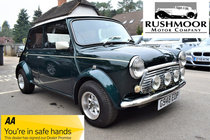 Rover Mini RACING GREEN