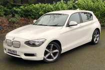 BMW 1 SERIES 116d URBAN