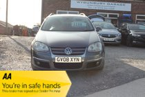 Volkswagen Golf SPORTLINE TDI - The VW Golf is Volkswagen