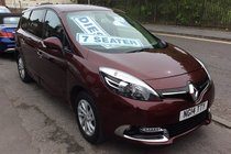 Renault Scenic GRAND DYNAMIQUE TOMTOM ENERGY DCI BUY NO DEP & £38 A WEEK T&C APPLY. DELIVERY CAN BE ARRANGED