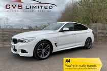 BMW 3 Series Grand Turismo 2.0 318d M Sport GT (s/s) 5dr