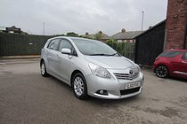 Toyota Verso D-4D TR SERVICE HISTORY ! TOP SPEC MODEL ! PAN-ROOF ! MEDIA PLAYER ! REAR DVD