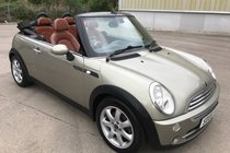 MINI Convertible COOPER SIDEWALK