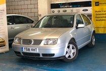 Volkswagen Bora SE TDI (110BHP)