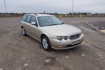 Rover 75 2.0 CDT CONNOISSEUR SE TOURER - FULL MOT - PX TO CLEAR