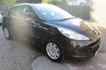 Peugeot 207 1.4 8V S A/C, - CAR NOW SOLD -