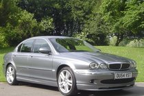 Jaguar X-Type V6 SE