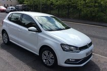 Volkswagen Polo SE 1.2 TSI 90 PS BUY NO DEP & £36 A WEEK T&C