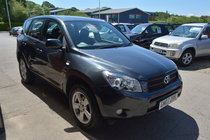 Toyota RAV4 2.2 D4-D MANUAL DEISEL 4 WHEEL DRIVE (2007 MANUFACTURED)