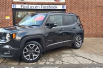 Jeep Renegade M-JET NIGHT EAGLE II *WE ARE OPEN FOR APPOINTMENTS & CLICK AND COLLECT PLEASE RING 01325 481160*