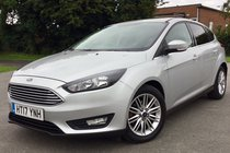 Ford Focus 1.5 TDCi ZETEC EDITION 5DOOR HATCHBACK