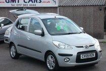 Hyundai I10 1.2 Comfort 62,000 MILES LOW INSURANCE £30 PER YEAR ROAD TAX