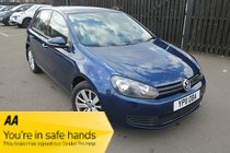 Volkswagen Golf MATCH TDI - VW build quality & reliability - Great looks, good condition & service history! £30 TAX  A YEAR TAX!!