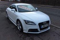 Audi TT TDI QUATTRO S LINE  BUY NO DEP & £56 A WEEK T&C APPLY