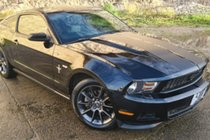 Ford Mustang 3.7L V6 AUTO LHD