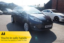Ford Fiesta TITANIUM TDCI GREAT SPEC ! £20 YEAR TAX ! £22 PW & NO DEPOSIT !