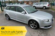 Audi A4 1.9 TDI S LINE - FULL MOT - ANY PX WELCOME
