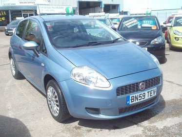 Fiat Punto 1.4 ACTIVE