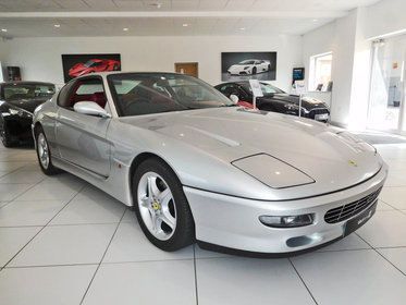 Ferrari 456 GT Fantastic Condition! Right Hand Drive