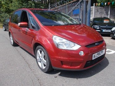 Ford S-Max 1.8TDCI TITANIUM 5 SPEED 125PS
