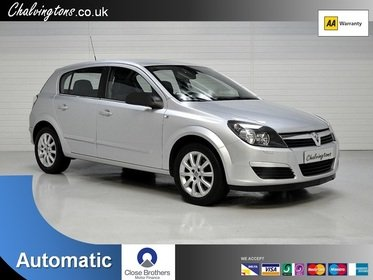 Vauxhall Astra 1.8 16v CLUB 5DR Fully Automatic