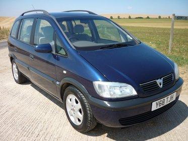 Vauxhall Zafira COMFORT 1.8 16V
