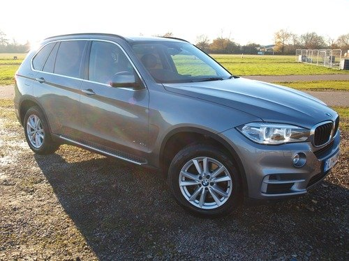 BMW X5 XDrive40d, TOW BAR, PRIVACY GLASS