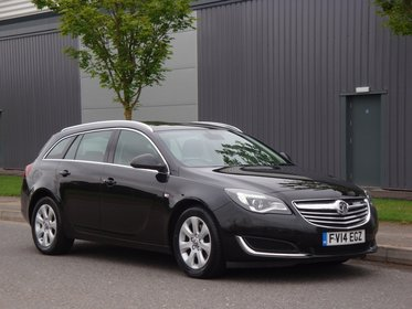 Vauxhall Insignia 2.0CDTI  TECH LINE 163PS