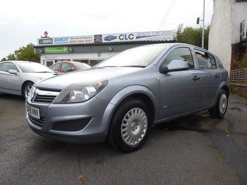Vauxhall Astra 1.6I 16V VVT LIFE A/C