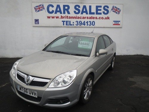 Vauxhall Vectra 1.9CDTI  EXCLUSIV 120PS