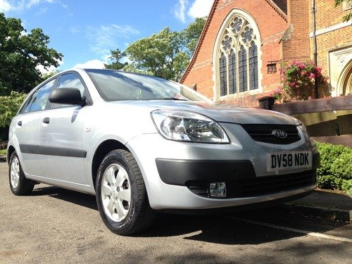 Kia Rio 1.4 CHILL SPECIAL EDITION, AIR CONDITIONING, FULL SERVICE HISTORY