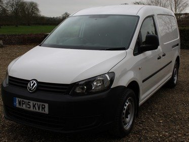 Volkswagen Caddy 2015 1.6 TDI BLUEMOTION MAXI 102PS