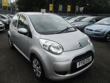 Citroen C1 1.0I VTR 68HP , HALF LEATHER , LOVELY CAR