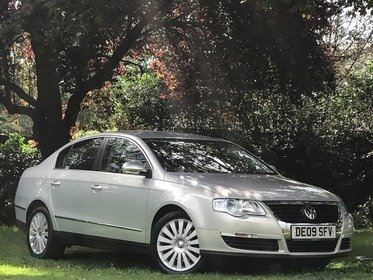 Volkswagen Passat 2.0 TDI CR HIGHLINE 170PS