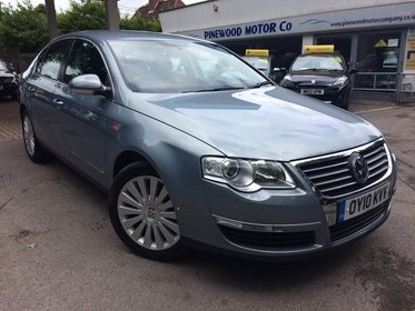 Volkswagen Passat 2.0 TDI HIGHLINE PLUS 140PS