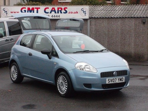 Fiat Punto 1.2 ACTIVE ONLY 54000 MILES