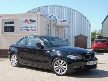 BMW 1 SERIES 118d SPORT