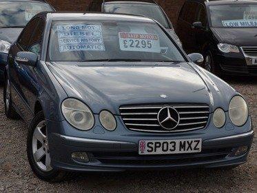 Mercedes E Class E 320 CDI AVANTGARDE