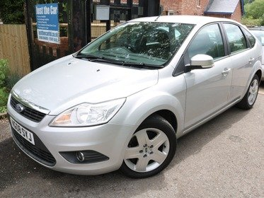 Ford Focus 1.8 TDCI 115 SIV STYLE
