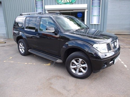 Nissan Pathfinder SOLD