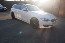 BMW 3 SERIES 330d XDRIVE AC TOURING 1 OWNER ! FULL SERVICE HISTORY ! M SPORT ALLOYS ! 12 MONTHS MOT !