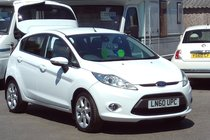 Ford Fiesta ZETEC 1.25 72,000 MILES LOW INSURANCE GROUP