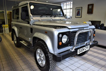 Land Rover Defender 90 2.5Td5 Station Wagon