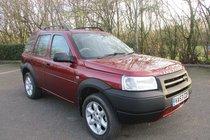 Land Rover Freelander KALAHARI STATIONWAGON