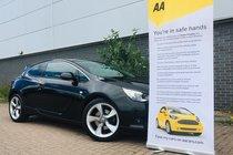 Vauxhall Astra GTC SRI S/S