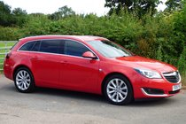 Vauxhall Insignia ELITE NAV CDTI ECOFLEX S/S [SAT NAV]