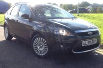 Ford Focus Ford Focus 1.6 Titanium 5dr **NICE CAR WITH FSH**