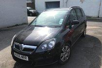 Vauxhall Zafira ACTIVE 16V